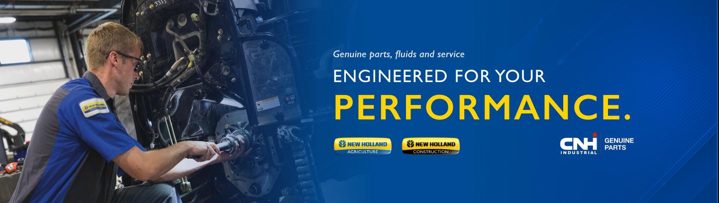 oem parts, fluids and service